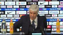 """Gasperini: """"Orgoglio Atalanta, siamo da Europa League"""""""