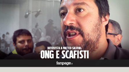 """Salvini: """"Vogliono fermare il Procuratore di Catania che indaga su ONG? Dovranno passare sul mio corpo"""""""