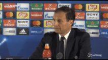 """Allegri: """"Contro il Monaco serviranno due gare perfette"""""""