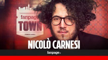 """Nicolò Carnesi: """"La letteratura entra in tutte le mie canzoni. Indie e pop? Parlano le canzoni per noi"""""""