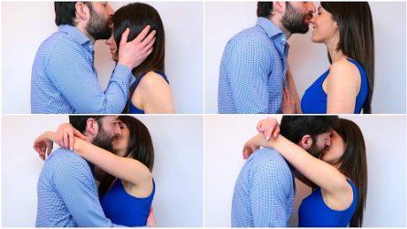 Esistono diversi tipi di bacio: ecco il vero significato di ognuno
