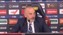 """Inter, Pioli: """"Non mollo"""""""