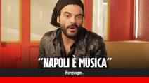 """Francesco Renga arriva a Napoli: """"Mi avete sempre coccolato, anche da qui è partito il mio sogno"""""""