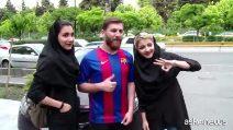 """Il sosia di Leo Messi: """"Il mio è un lavoro duro, tutti vogliono il mio autografo"""""""