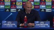 "Real Madrid in finale, Zidane con la Juve: ""Un match speciale"""
