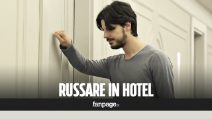 Candid camera: Russare in Hotel