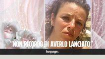 """Torino, la morte del neonato abbandonato, la mamma: """"Non ricordo di averlo lanciato"""""""