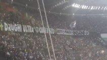 """""""I campioni dell'Italia siamo noi"""", i tifosi della Juve festeggiano il 33esimo Scudetto"""