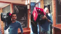 "Dani Alves ""vende birre"" su Instagram"