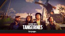 Peckham Boys - Tangerines (ESCLUSIVA)