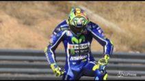 Niente paura, Valentino Rossi sta bene