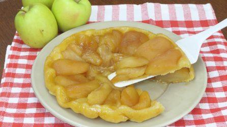 Tarte tatin, la deliziosa ricetta della torta di mele francese