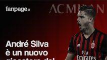 André Silva è il quarto colpo di mercato del Milan