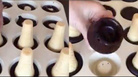 Come preparare un gelato con il Pan di Spagna: l'idea semplice e originale