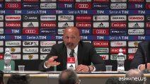 Luciano Spalletti è il nuovo tecnico dell'Inter