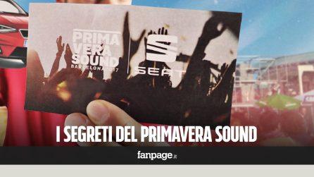 I segreti del Primavera Sound di Barcellona