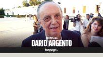 """Globi D'oro 2017, premio alla carriera a Dario Argento: """"Mai visto film che mi abbiano fatto paura"""""""