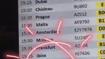Elena D'Amario in partenza per Ibiza