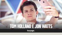 La Selfie intervista: Tom Holland presenta il nuovo 'Spider-Man Homecoming'