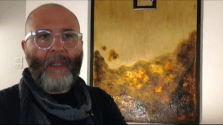 """L'Artista indipendente Kuturi al Pan con """"OXIDIUM, OLTRE L'ICONA"""""""