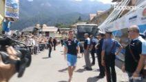 Il Napoli in Trentino per il ritiro, la nuova stagione è iniziata