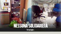 """Roma, centro antiviolenza devastato dai vandali: """"Da Comune e Municipio solo silenzio"""""""