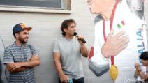 "Un murales gigante per Alex Zanardi: ""Grazie Budrio"""