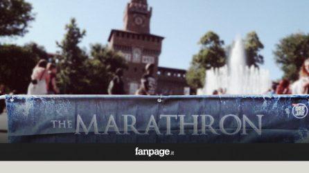 """Una """"Maratona"""" per il trono di spade"""