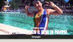 """Daniela trionfa ai mondiali di nuoto per trapiantati: """"Grazie al rene di mamma ho vinto 4 medaglie"""""""