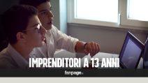 """Adriano e Luigi, imprenditori digitali a soli 13 anni: """"La nostra rivoluzione? Parte dai libri"""""""