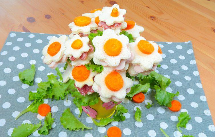 Come realizzare un bouquet di fiori di pancarr - Cucina fan page ...