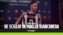 """De Sciglio: """"La Juve di adesso mi ricorda il grande Milan"""""""