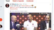 """Bonucci: """"Il Milan merita di tornare grande in Italia e in Europa"""""""