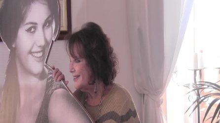 """Roberta Scardola: """"Che emozione con Claudia Cardinale!"""""""