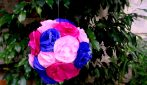 Come realizzare un bouquet di fiori con la carta