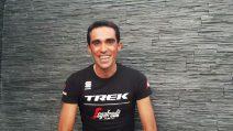 Ciclismo, Contador annuncia il ritiro in un video su Instagram