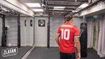 Ufficiale, Ibrahimovic torna allo United con la maglia numero 10