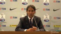 """Inzaghi: """"La vittoria con la Juve ci dà fiducia"""""""