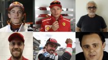 Alonso si ritira, i messaggi di Vettel, Marquez, Briatore e tutti i grandi della Formula 1