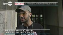 """Mattino Cinque, Fabrizio Corona: """"Attendo la sentenza. Asia Argento chi?"""""""