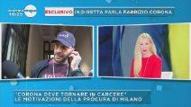 """Fabrizio Corona: """"Ad Asia Argento piaceva fare ospitate sulla nostra storia"""""""