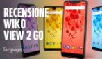 """Recensione View 2 Go: perché nella """"guerra dei cloni"""" vince lo smartphone economico di Wiko"""