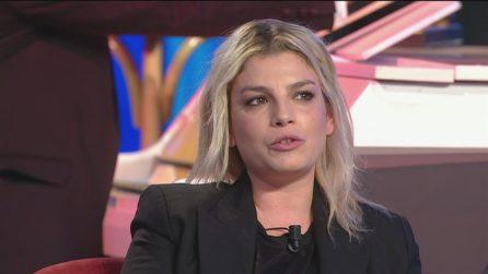 """Maurizio Costanzo Show, Emma Marrone: """"Sono contenta ma non innamorata"""""""