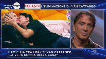 L'amicizia tra Lory Del Santo e Ivan Cattaneo al Grande Fratello Vip