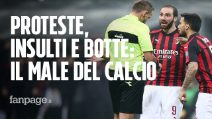 """Tommasi e Albertini in coro: """"Fermare e punire i violenti"""""""