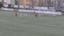 Il gol pazzesco in rovesciata di Fabio Longo