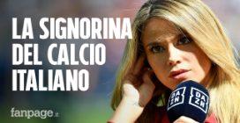 """Diletta Leotta: """"Che belli gli striscioni per me negli stadi"""""""