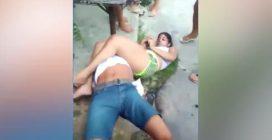 Ladro tenta di derubare questa ragazza: non sa con chi ha a che fare