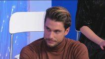 Uomini e Donne - Bacio mancato tra Teresa Langella e Antonio Moriconi. Scatta la gelosia di Andrea