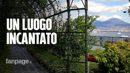 """Napoli, riapre il giardino pensile del Palazzo Reale: """"Un luogo incantato"""""""